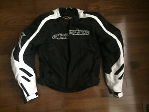 Alpinestars Women's Motorcycle Jacket - Size Small