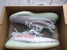 28c3990e 💥DS💥 ADIDAS YEEZY BOOST 350 V2 BLUE TINT - UK 8.5