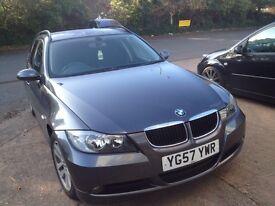BMW 3 series touring estate car 2 v