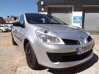 Renault Clio 1.2 16v 75 Expression 60000 MILES DRIVE AWAY TODAY!