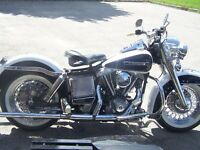 MOTORCYCLE RESTORATION AND REPAIRS - PROFESSIONAL SERVICE