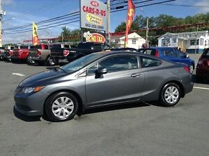 2012 Honda Civic LX Was $9,995 Plus Tax Now $9,995 Tax In!
