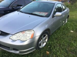 2003 Acura RSX Reduced
