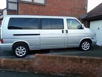 VW CARAVELLE LEFT HAND DRIVE AUTOMATIC LOW MILEAGE