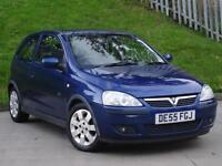 2005 55 Vauxhall/Opel Corsa 1.2i 16v SXi+