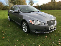 Jaguar XF 2.7TD auto 2008 Luxury FULL SERVICE ONLY SORRY NOW SOLD SOLD
