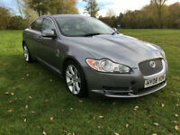 Jaguar XF 2.7TD auto 2008 Luxury FULL SERVICE ONLY 1 PREVIOUS OWNER
