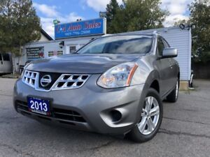 2013 Nissan Rogue AWD 4dr BACK UP CAMERA, blue tooth, heated sea