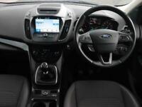 2018 Ford Kuga Ford Kuga 1.5 TDCi Titanium 5dr 2WD App pack SUV Diesel Manual