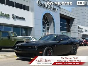 2015 Dodge Challenger SRT Hellcat   - Low Mileage