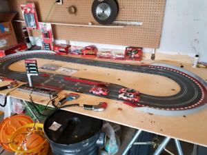 Scx digital 3 car slot car race track