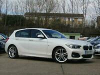 2017 BMW 1 Series 116D M SPORT 5-Door Auto Hatchback Diesel Automatic