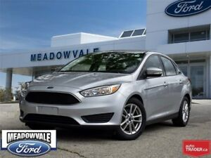 2015 Ford Focus SE4dr Sdn