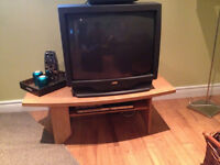 Table + TV