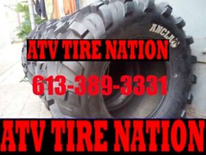 "CST ANCLA TIRES FULL SET 6 ply 25"" $309 ATV TIRE NATION"