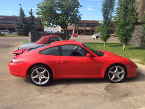 2006 Porsche 911 C2 Carerra coupe Coupe (2 door)