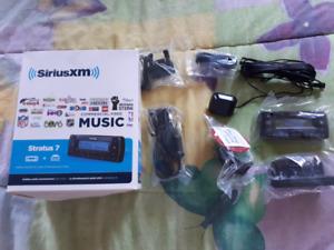 SiriusXM Radio and Car Kit
