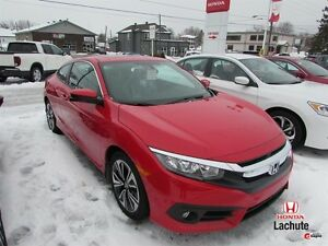 Honda Civic COUPE EX-T *MÉGA LIQUIDATION* 87$/SEM 2016