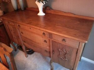 BUFFET - GORGEOUS - SOLID WALNUT