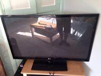 """50"""" LG Television huge"""