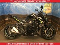 KAWASAKI Z1000 Z 1000 ZR 1000 JHF R EDITION ABS MODEL ONE OWNER 2017 17