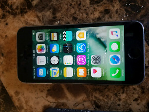iphone 5s 16gb Gray Bell / Virgin free case
