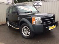 Land Rover Discovery 3 2.7TD V6 auto 2007MY GS 4X4