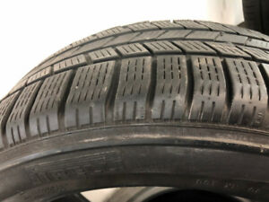 235/55/19 Pirelli Scorpion Ice & Snow