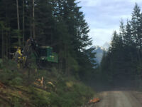 Logging trucks wanted full time contract