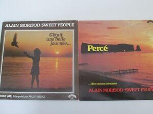 Alain Morisod/Sweet People 2 microsillons : Neige et Percé
