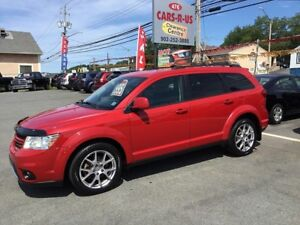 2012 Dodge Journey AWD R/T   FREE 1 YEAR PREMIUM WARRANTY INCLUD
