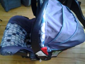 SAFETY 1 DESIGNER22 INFANT CAR SEAT ONLY. NO BASE.EXP31/12-2018