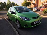 Mazda 2 in amazing condition. I have owned from new. Long Mot. Lots of service history.