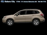 2015 Subaru Forester    - Accident Free - Low Mileage