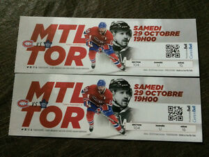 Montreal Canadiens hockey tickets