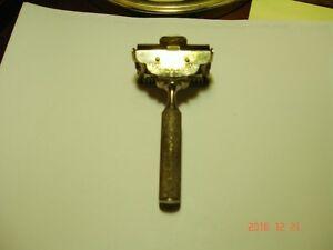 Vintage Gem Cutlery New York Safety Razor