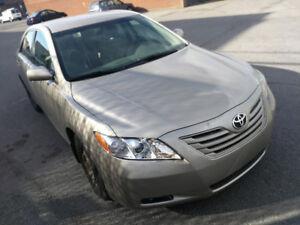 Toyota Camry 2007 edition limite ! Seulment 74000 km , certifier