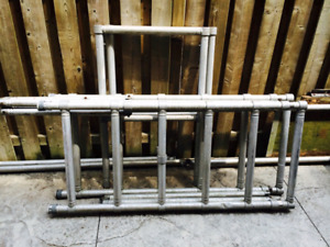 Collapsible Scaffolding