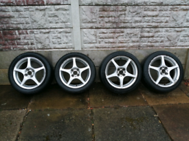 Toyota alloy wheels