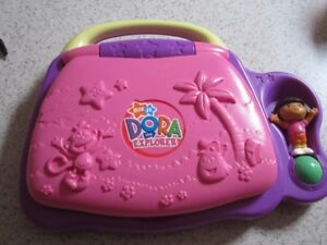 Toy Dora the Explorer Laptop