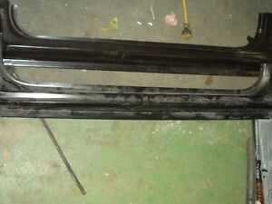 Dodge dakota rocker panel's