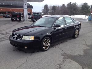 2002 Audi A6 quattro 2.7t  TWIN TURBO