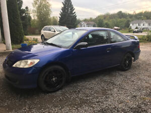 Honda Civic 2005 special edition 159xxxkm