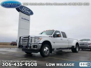 2016 Ford F-350 Super Duty King Ranch  NEXT TO NEW!!!