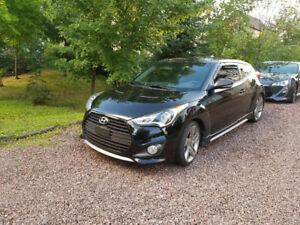 Veloster  turbo 2013 automatique