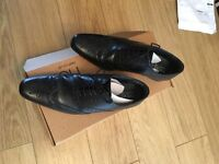 Brogue shoes next size 6