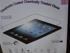 Tempered Glass Clear Screen Protector for Ipad Air 1 or 2 Regina Regina Area image 4