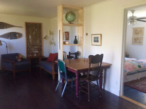 Beautiful Sublet in Prince Edward Available Immediately