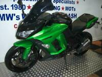 KAWASAKI ZX1000-SX. ABS ONE OWNER. HEATED GRIPS 14653 MLS