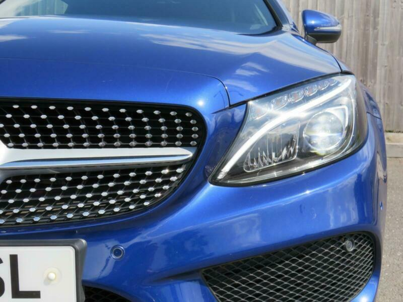 Mercedes-Benz C220 2 1d ( 170bhp ) d ( Premium ) ( s/s ) 9G-Tronic Plus 20  AMG | in Leicester, Leicestershire | Gumtree